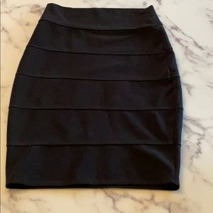 Charlotte Russe Bodycon Skirt